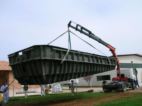 Empresa de construcci n de piscinas en madrid segovia y - Empresa construccion madrid ...